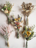 Ensemble de 5 mini bouquets