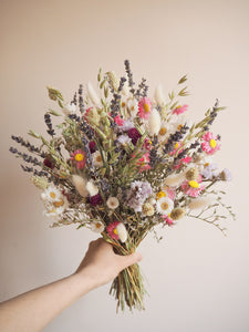 Bouquet multicolore