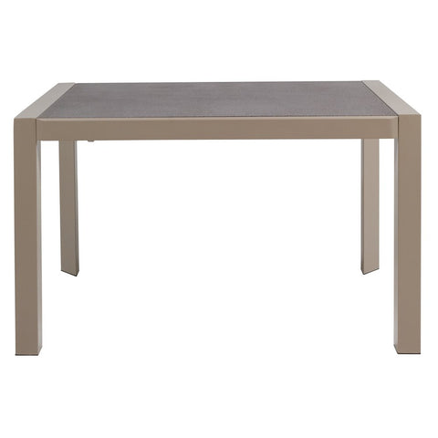 Image of GRIS mesa de comedor rectangular extensible