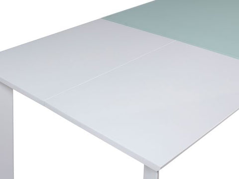 Image of BLANCA mesa de comedor rectangular extensible