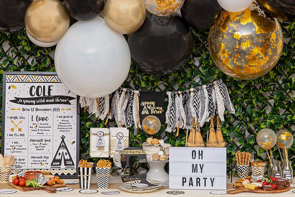Wild One Party Ideas