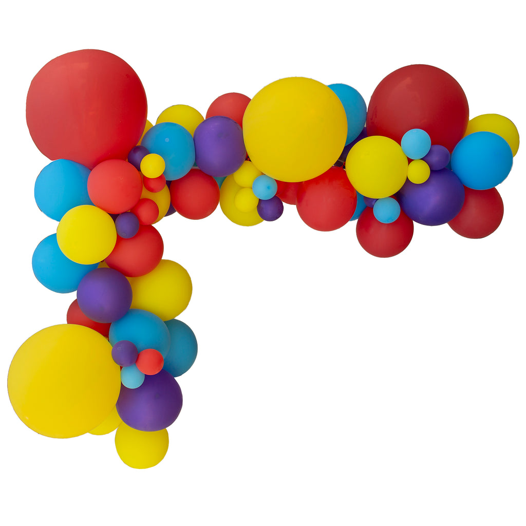 Wiggles Balloon Garland