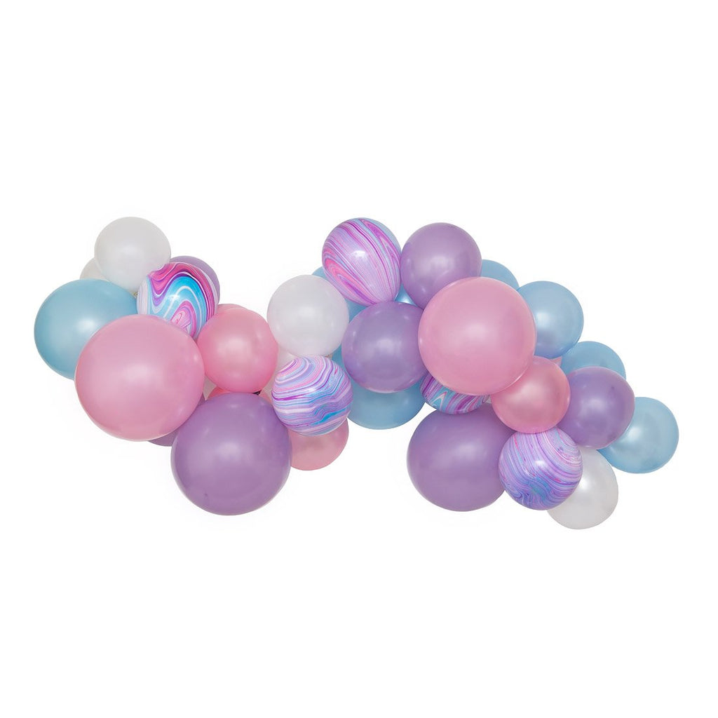 Bubblegum Balloon Garland-Garland-Oh My Party