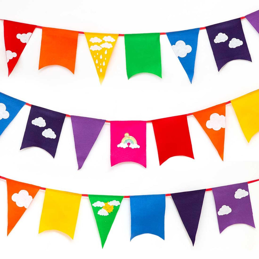 Bunting-Oh My Party