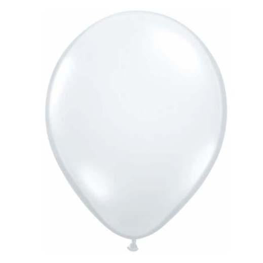 Clear Latex Balloon-Oh My Party