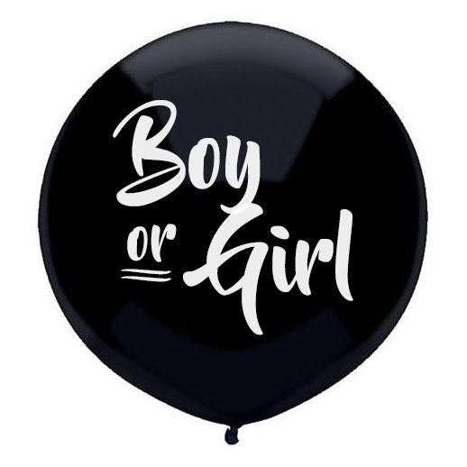 DIY Gender Reveal Balloon-Oh My Party