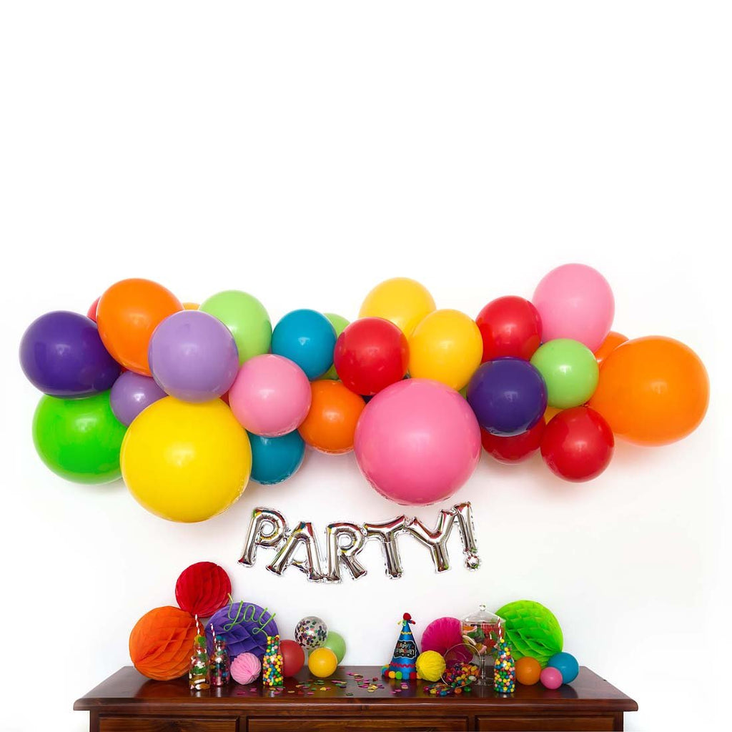 Festival Balloon Garland-Oh My Party