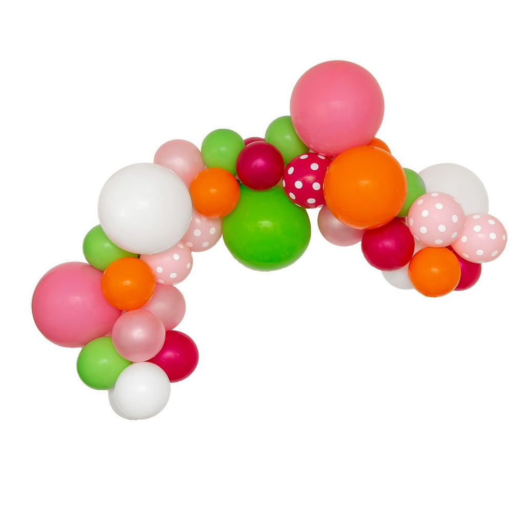 Fiesta Fever Balloon Garland-Oh My Party