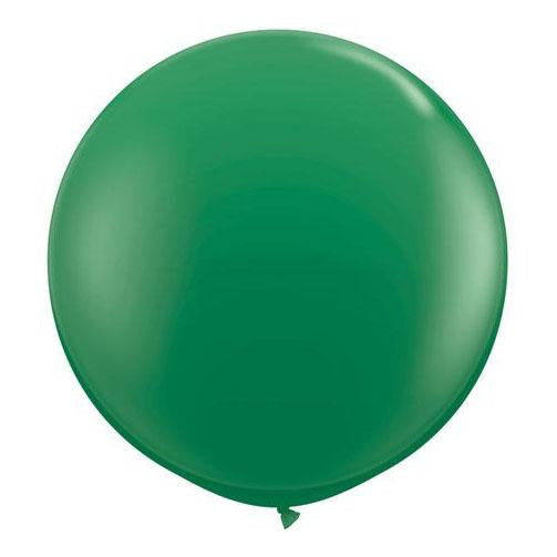 Green Latex Balloon-Oh My Party
