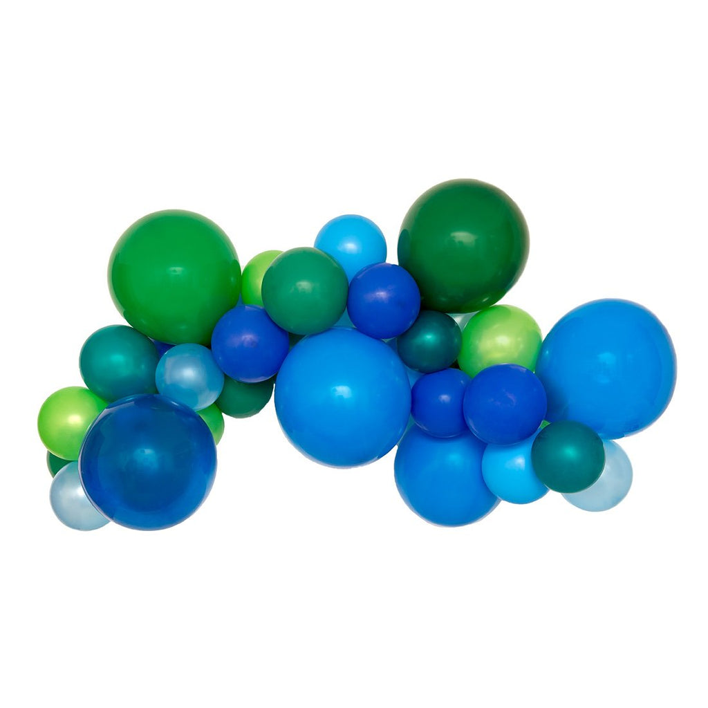 Hooray Balloon Garland-Oh My Party