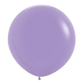 Lilac Latex Balloon-Oh My Party