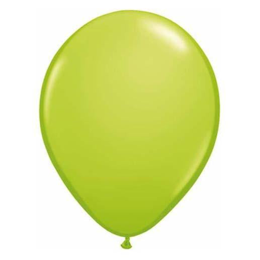 Lime Green Latex Balloon-Oh My Party