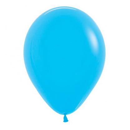Mid Blue Balloon-Oh My Party