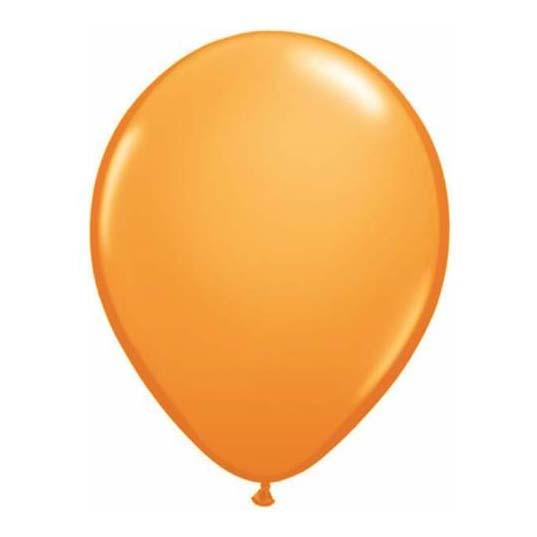 Orange Latex Balloon-Oh My Party