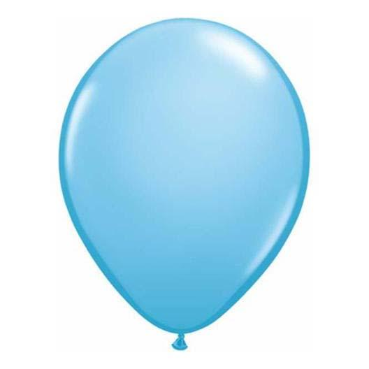 Pale Blue Latex Balloon-Oh My Party