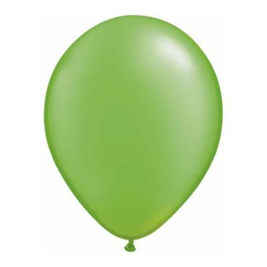 Pearl Lime Green Latex Balloon-Oh My Party