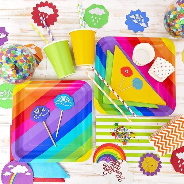 Rainbow of Fun Party in a Box-Oh My Party