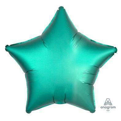 Satin Luxe Foil Star Shape-Oh My Party