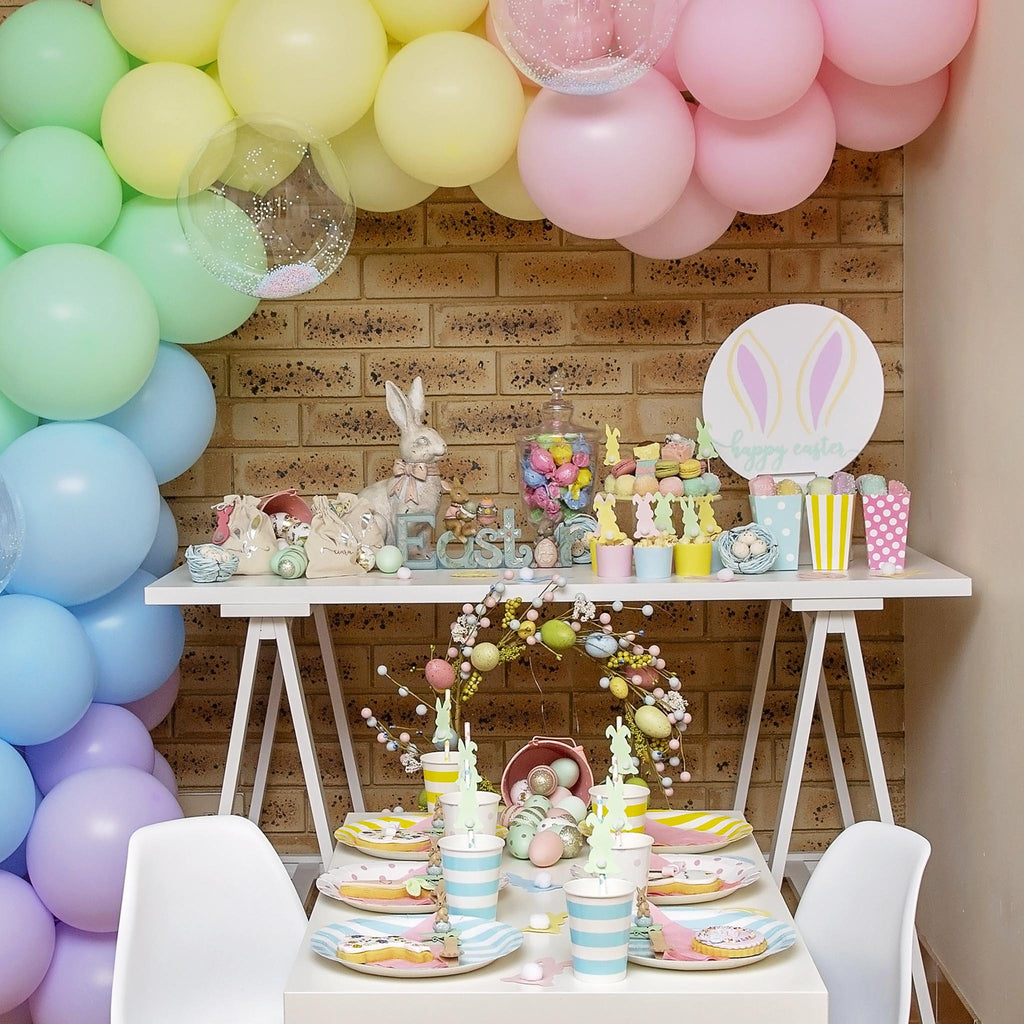Sherbet Balloon Garland-Oh My Party