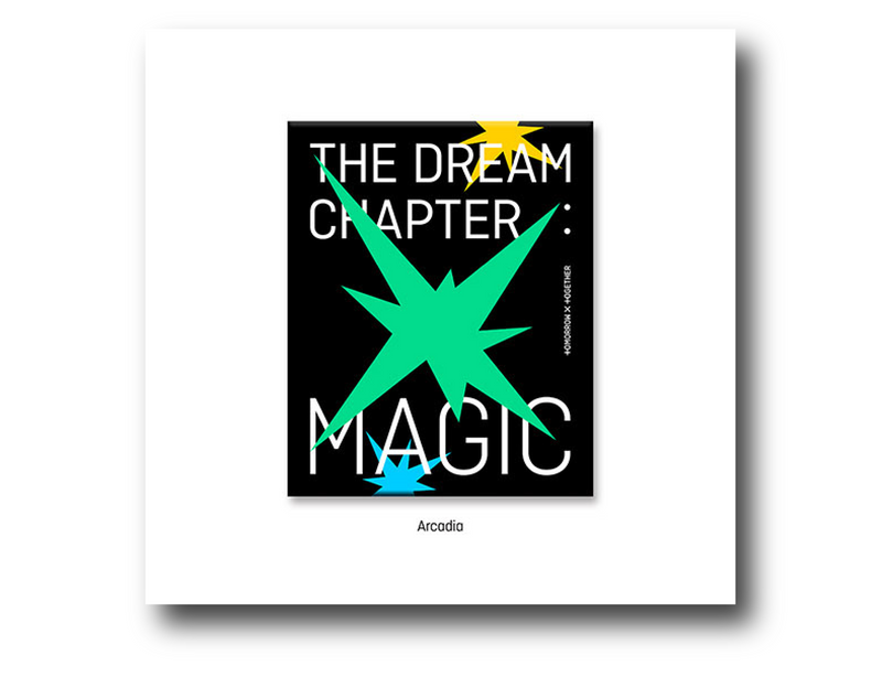 TXT- The Dream Chapter : MAGIC