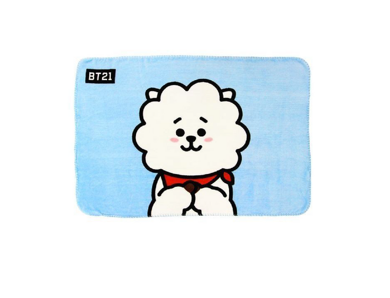 BT21 - Homeplus Collaboration Blanket Ver. RJ