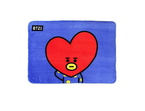 BT21 - Homeplus Collaboration Blanket Ver. TATA