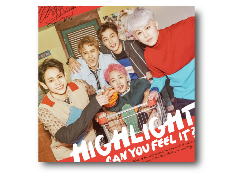 Highlight - CAN YOU FEEL IT?