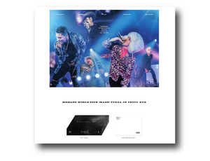 BIGBANG WORLD TOUR [MADE] FINAL IN SEOUL DVD