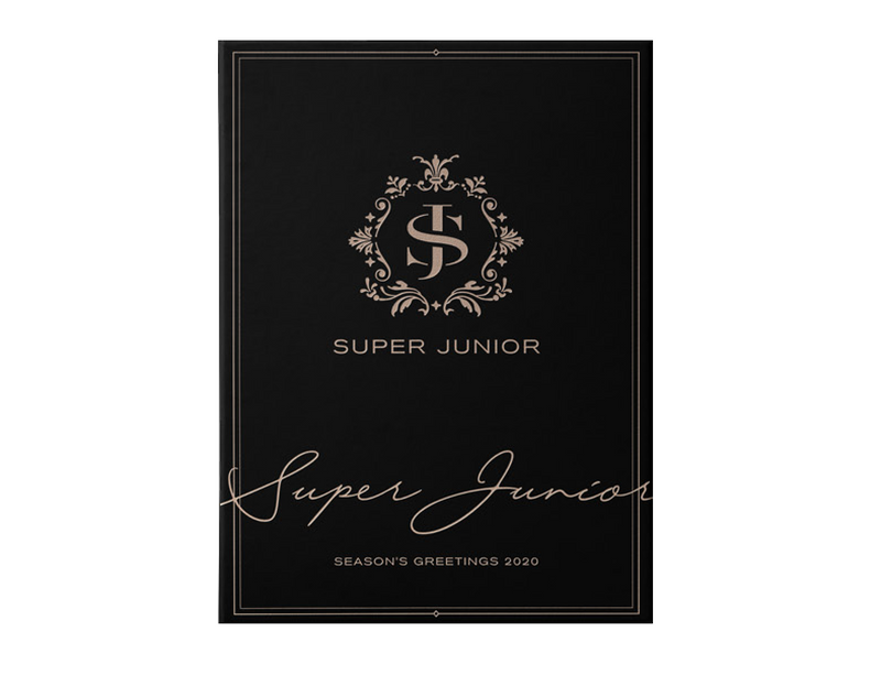 SUPER JUNIOR - SEASON'S GREETINGS 2020