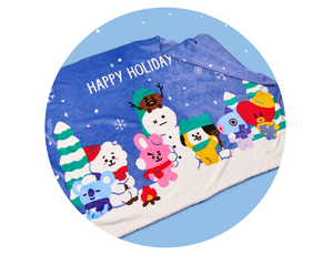 BT21 2019 Winter Collaboration - Blanket