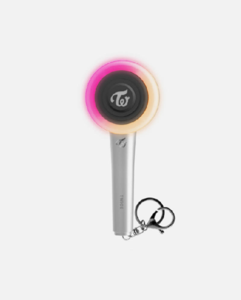 TWICE - Mini Light Stick Keyring