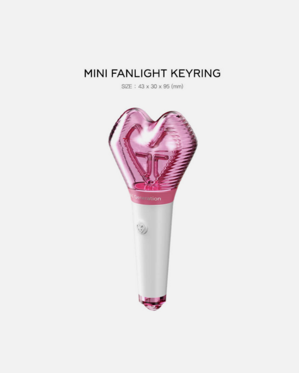 Girls' Generation - Mini Light Stick Keyring