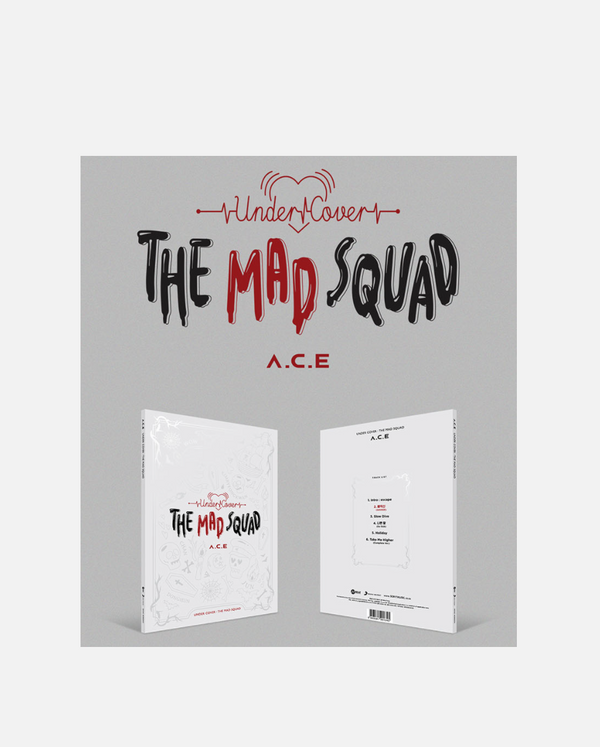 A.C.E - Under Cover: The Mad Squad