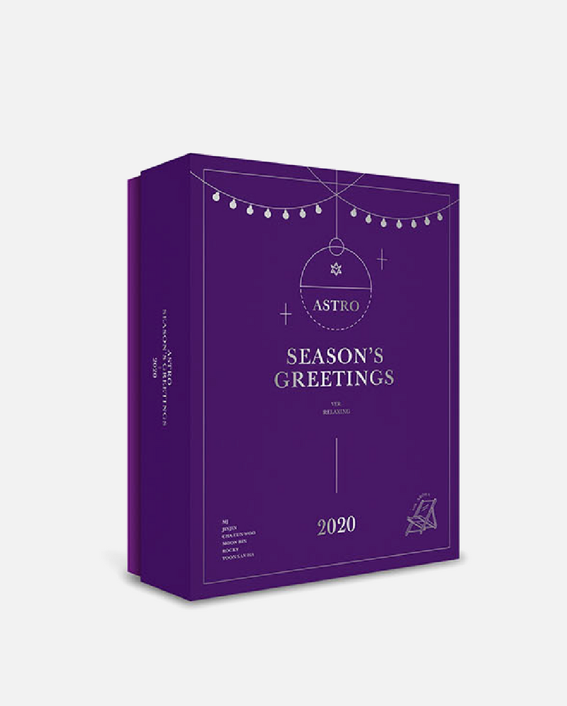 ASTRO - 2020 Season's Greetings Ver. Relaxing