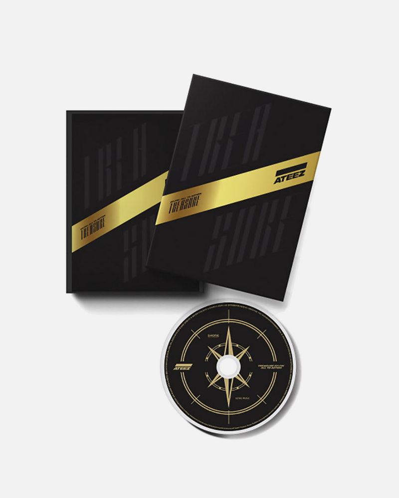 ATEEZ - TREASURE EP.FIN : All To Action