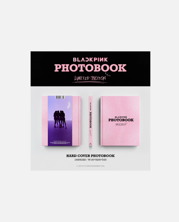 BLACKPINK - BLACKPINK Photobook Limited Edition