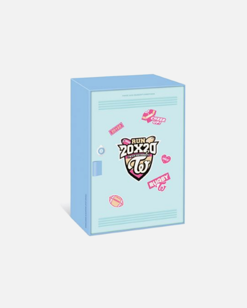 TWICE - SEASON'S GREETINGS 2020