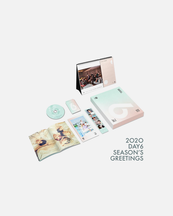 DAY6 - SEASON'S GREETINGS 2020