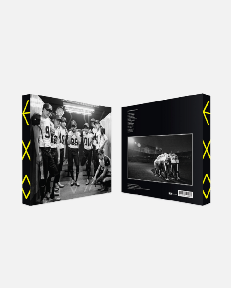 EXO - Love me right Ver. M (Repackage)