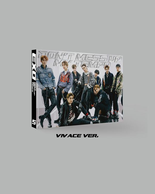 EXO - DON'T MESS UP MY TEMPO Ver. VIVACE