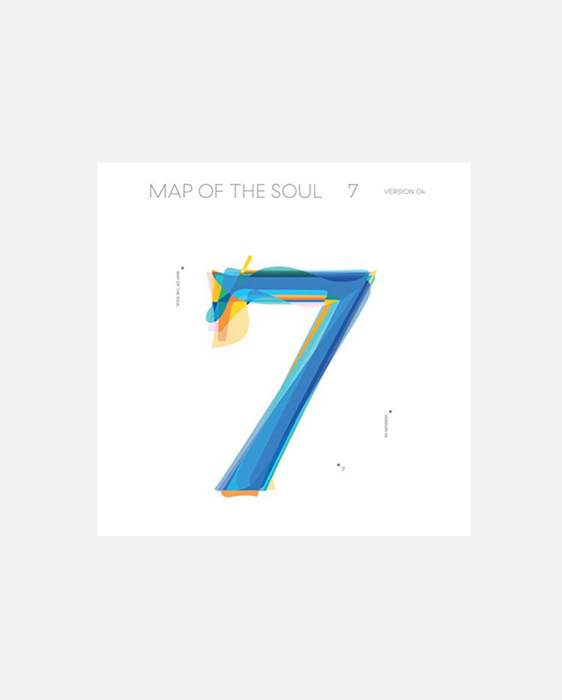 BTS - MAP OF THE SOUL : 7