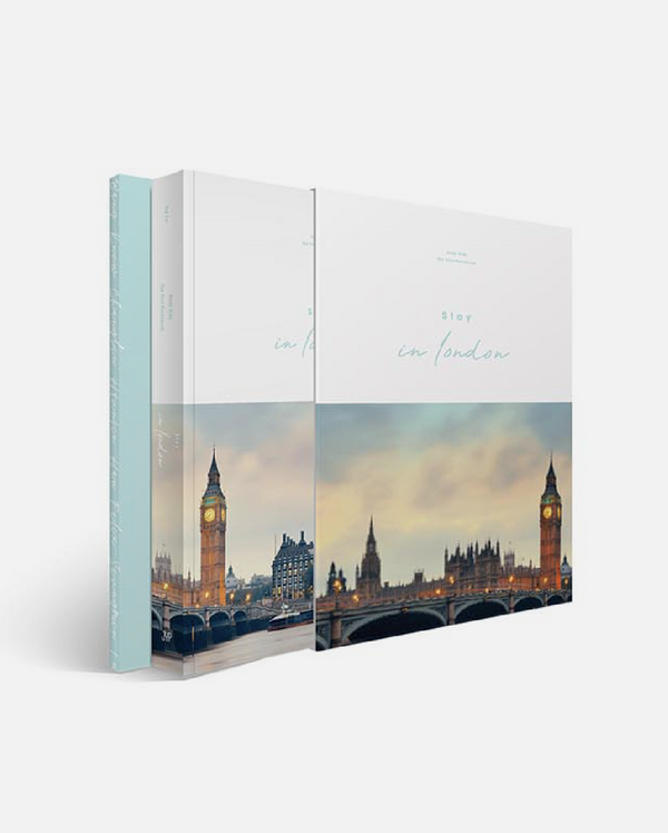Stray Kids - First Photobook [Stay in London]