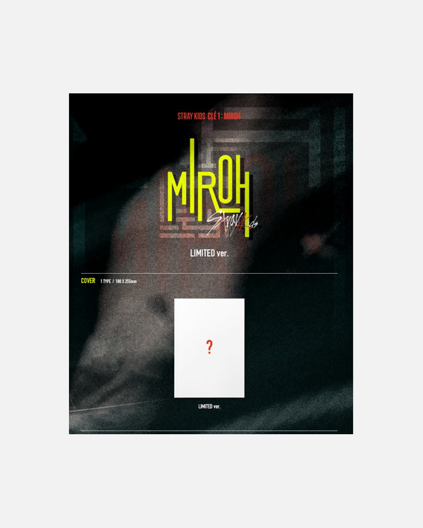 Stray Kids - MIROH Ver. Limited Edition