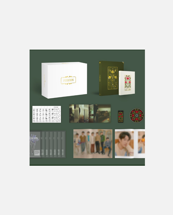 GOT7 - 7EDITION Photobook
