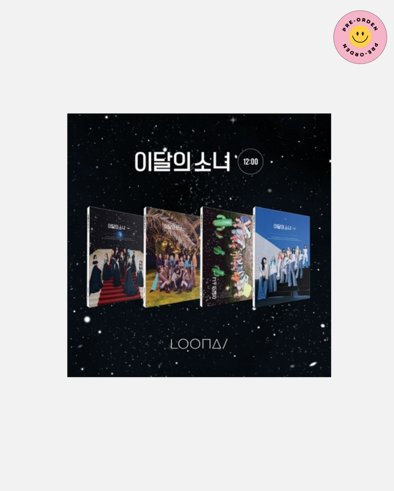 LOONA (This Month's Girl) - 12:00 [PRE-ORDEN]