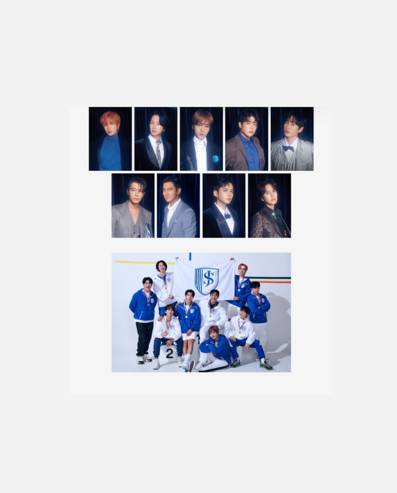Super Junior - 2021 SEASON'S GREETINGS [PRE-ORDEN]