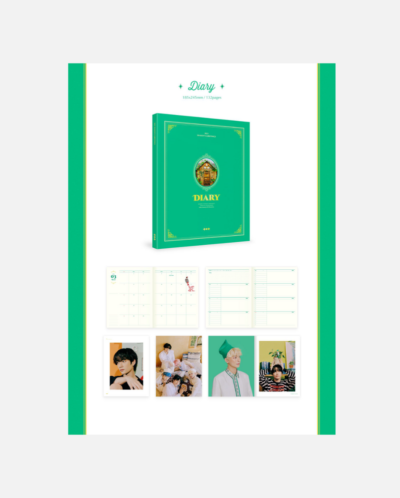 TXT - 2021 SEASON'S GREETINGS