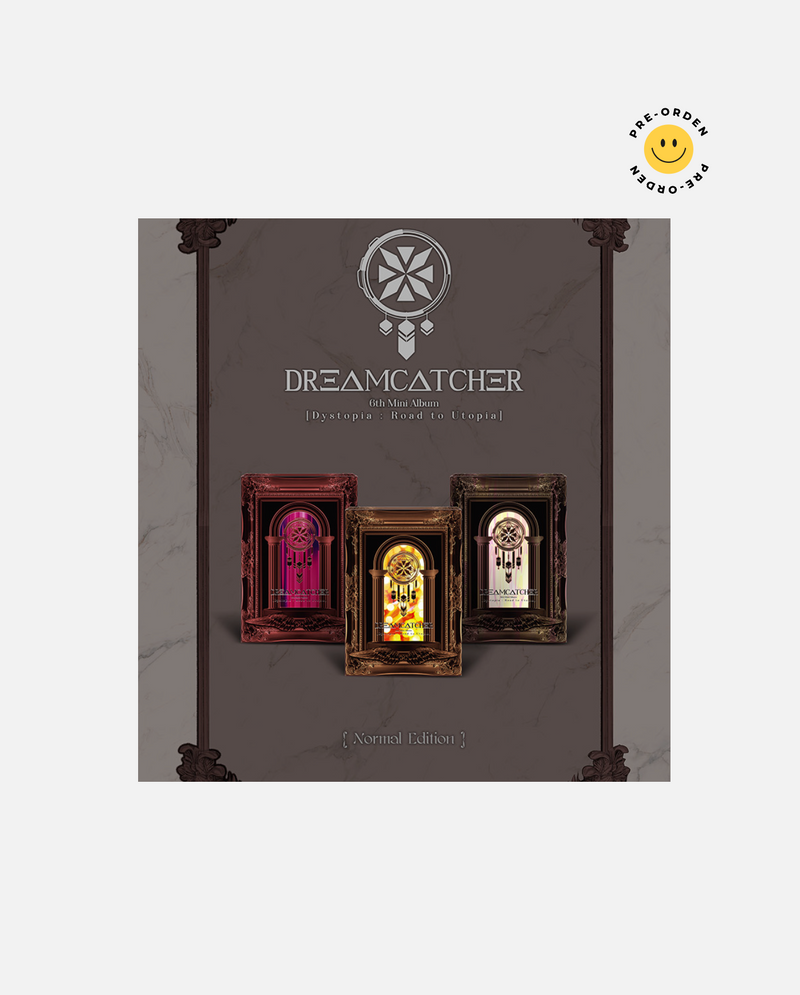 DREAMCATCHER - Dystopia : Road to Utopia Normal Edition
