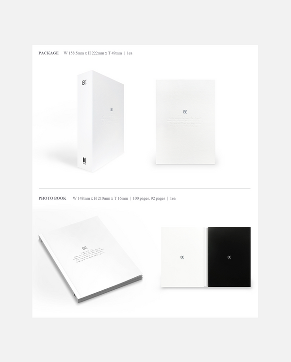 BTS - BE (Deluxe Edition) [3er. PEDIDO]