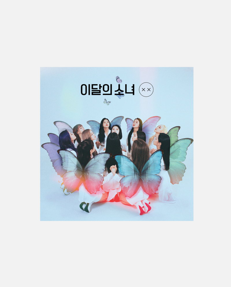 LOONA (This Month's Girl) - XX Ver. A limited